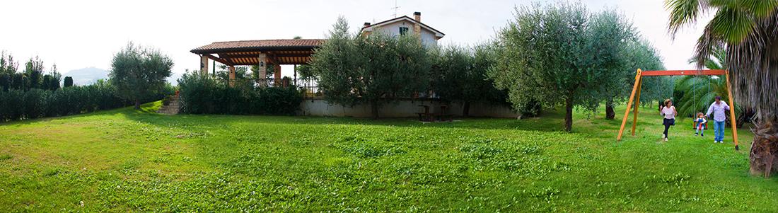 Giardino - Casa di Gino