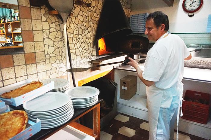 Francesco Acciarri - Pizzeria - Casa di Gino