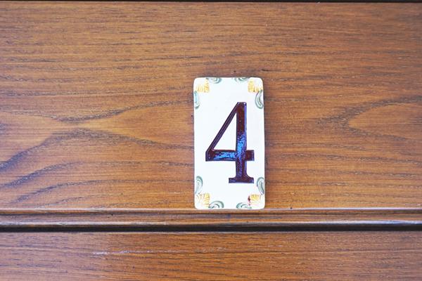 Tasto - Appartamento Quattro - Casa di Gino